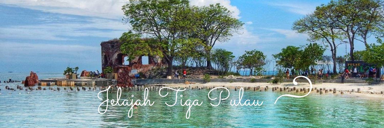 one day tour trip jelajah tiga pulau