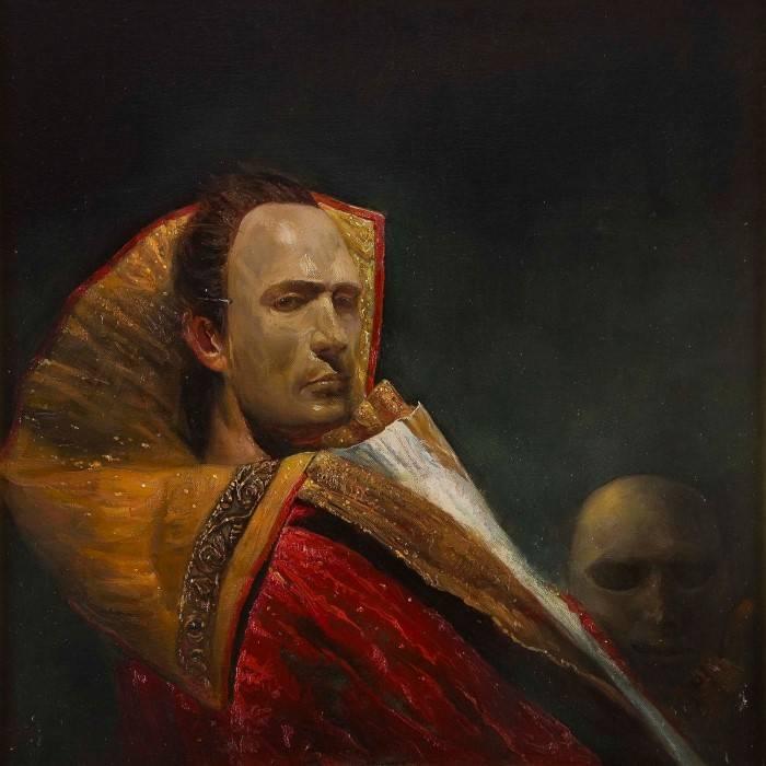 Польский художник. Dariusz Kaleta