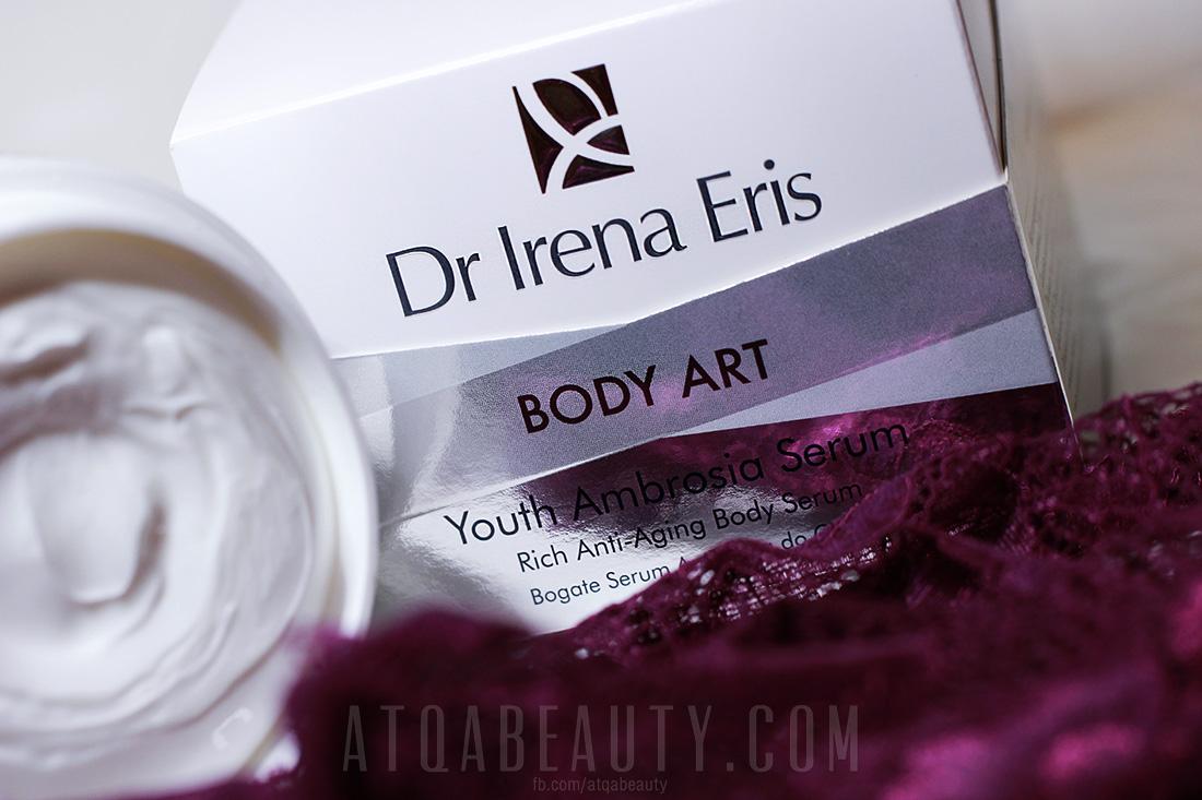 Dr Irena Eris, Body Art, Youth Ambrosia Serum