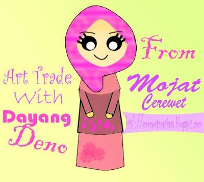Art Trade With Mojat