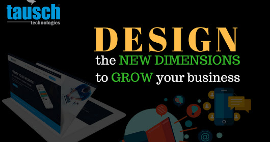 The Top Web Designing Company in Hyderabad | Web Development - Tausch