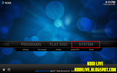 FREE USA/UK IPTV Channels On KODI - SaturnTV Addon