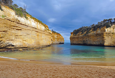 the loch ard gorge beautiful place of austria travel. Black Bedroom Furniture Sets. Home Design Ideas