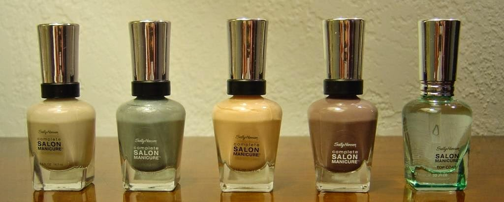 Sally Hansen Complete Salon Manicure  Four Nail Polishes and Top Coa.jpeg