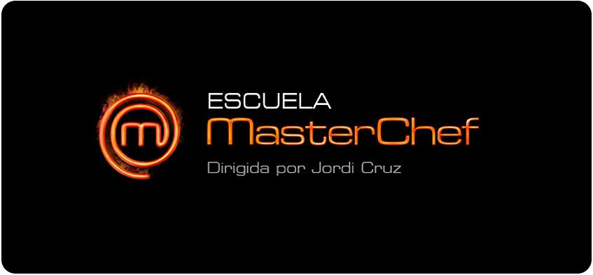 Participa en el concurso de la escuela MasterChef
