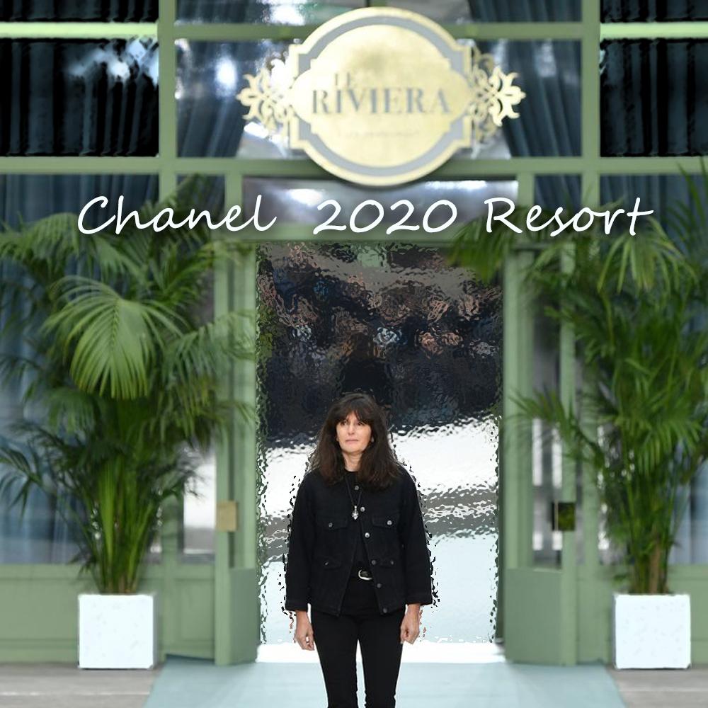 5610719f44f83 Kto by przypuszczał, że projektantka Virginie Viard z domu mody Chanel tak  szybko pokaże swoją pierwszą samodzielną kolekcję, odda hołd Mademoiselle  ...