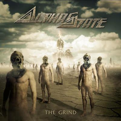 """Το τραγούδι των Alphastate """"Trapped"""" από τον δίσκο """"The Grind"""""""