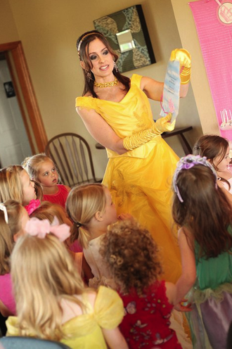 The Laws Of My Life Princess Party