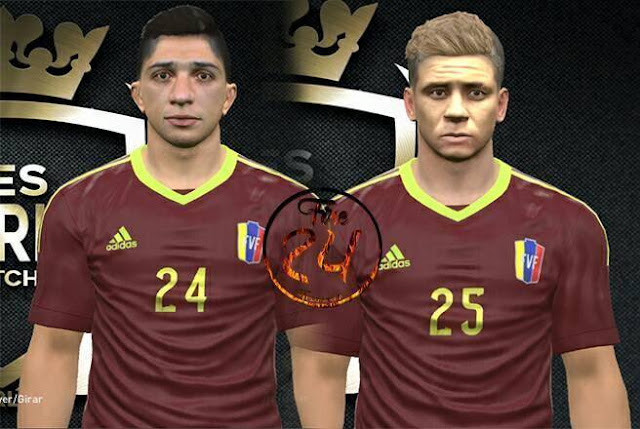 Savarino and Soteldo Face PES 2017