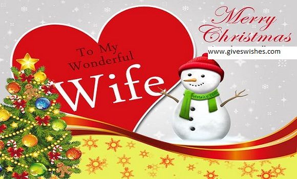 Best 30 Christmas Message For Wife And Happy New Message