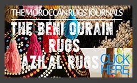 MOROCCAN RUGS' JOURNALS: