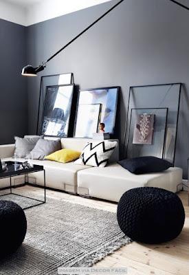 idéias de decoração apartamento alugado