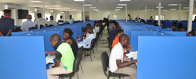 JAMB has released the list of strictly restricted/prohibited items