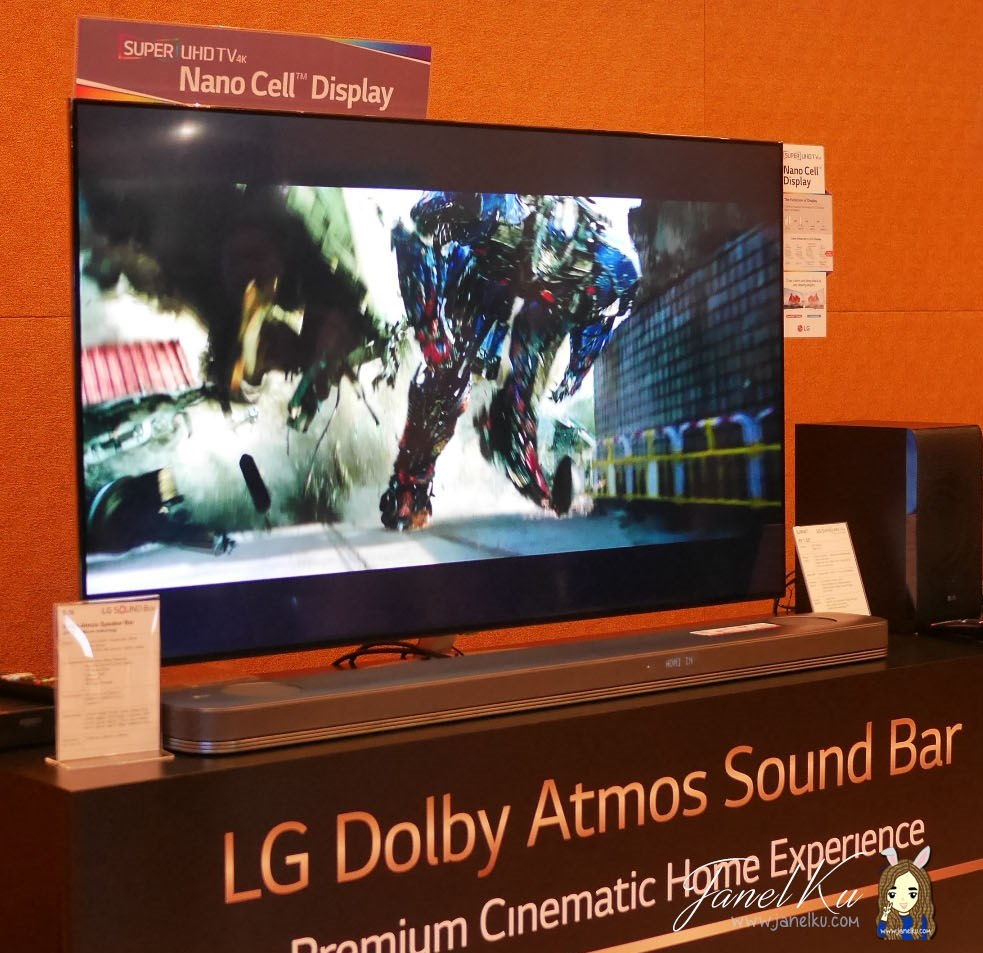 Life's Good with LG: Premium 2017 lineup of TVs, Audio and IT