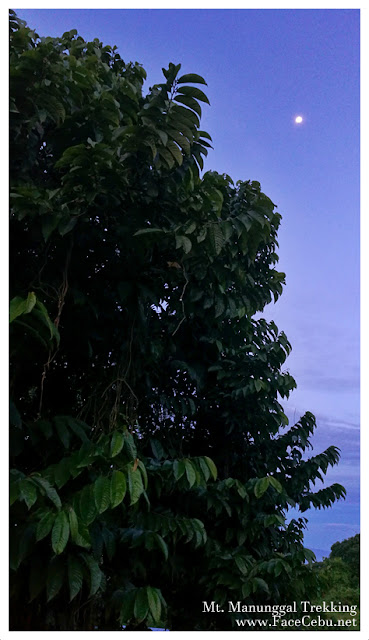Mt Manunggal Cebu