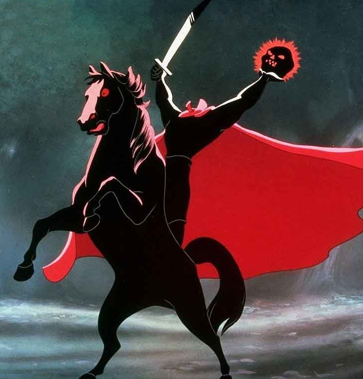 The Headless Horseman | The Right Profile Disney Headless Horseman