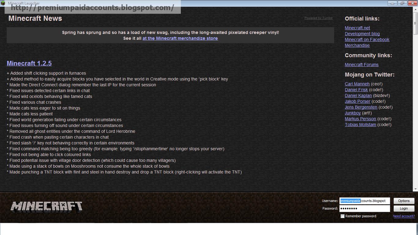 Minecraft Free Download No Account Needed Mac - sdsoft-ranksoft