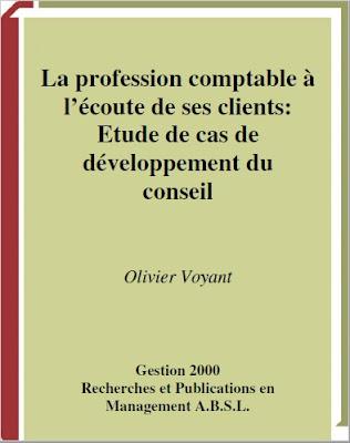 Télécharger Livre Gratuit La profession comptable à l'écoute de ses clients pdf