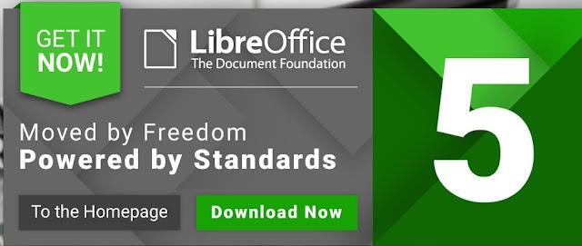 LibreOffice 5.4.4 - Η δωρεάν επαγγελματική Σουΐτα γραφείου
