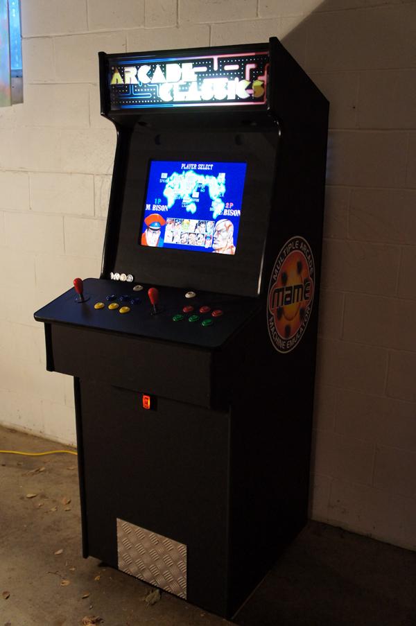 Custom Arcade Cabinet Design And Construction