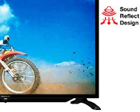 Sound Reflect Design Sharp Aquos LC-32LE185i 32 Inch