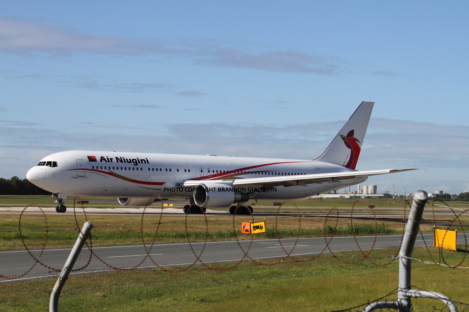 Queensland Plane Spotting Brisbane Airport Photos May 7