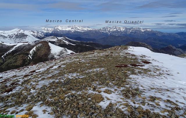 En la cumbre del Pico Lezma