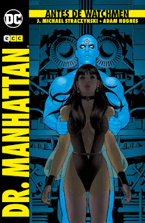 Antes de Watchmen: Dr.Manhattan