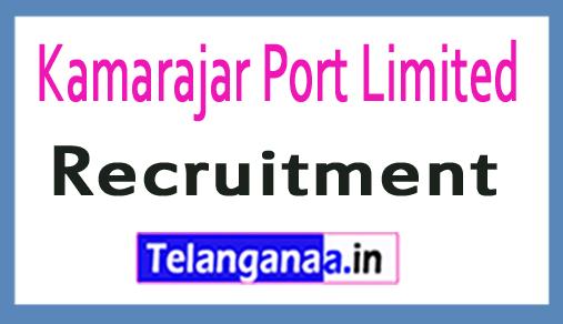 Kamarajar Port Limited Recruitment