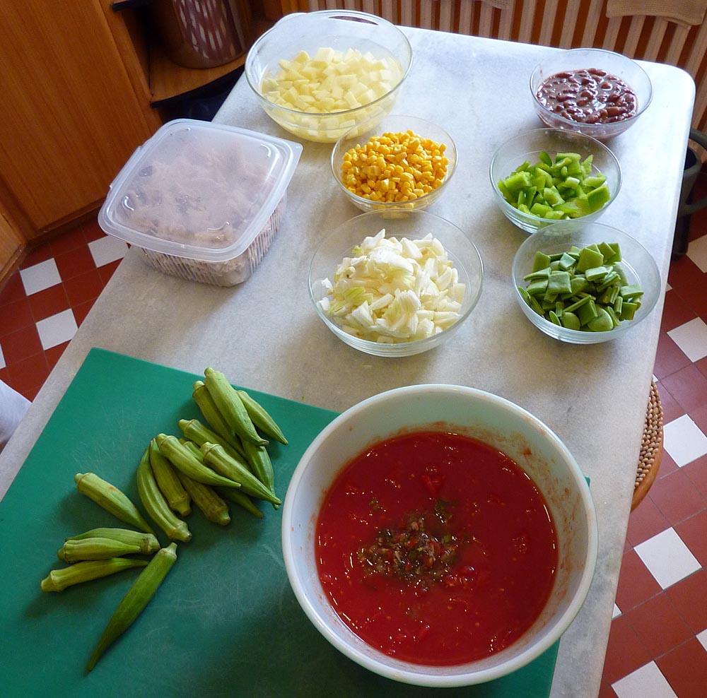 Living The Life In Saint-Aignan: Warning: Food Post