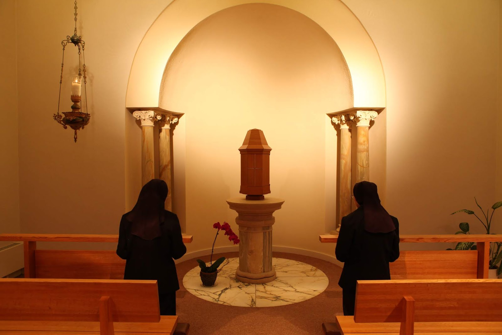 Sisters of Saint Benedict's Monastery: Lord, Teach Us to Pray