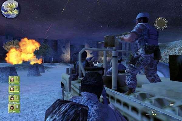 تحميل لعبة حرب الخليج 2 للكمبيوتر