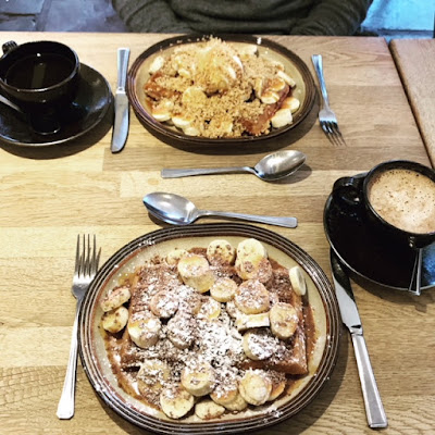 Dining, Herts, Review, The Waffle House, Brunch, St Albans,