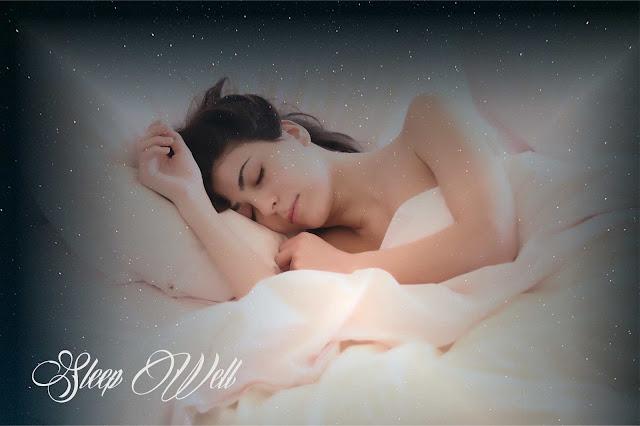 tidur nyenyak dimalam hari