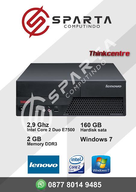 Lenovo Core 2 Duo Spek Gahar Langsung DI Maharin saja unit banyak