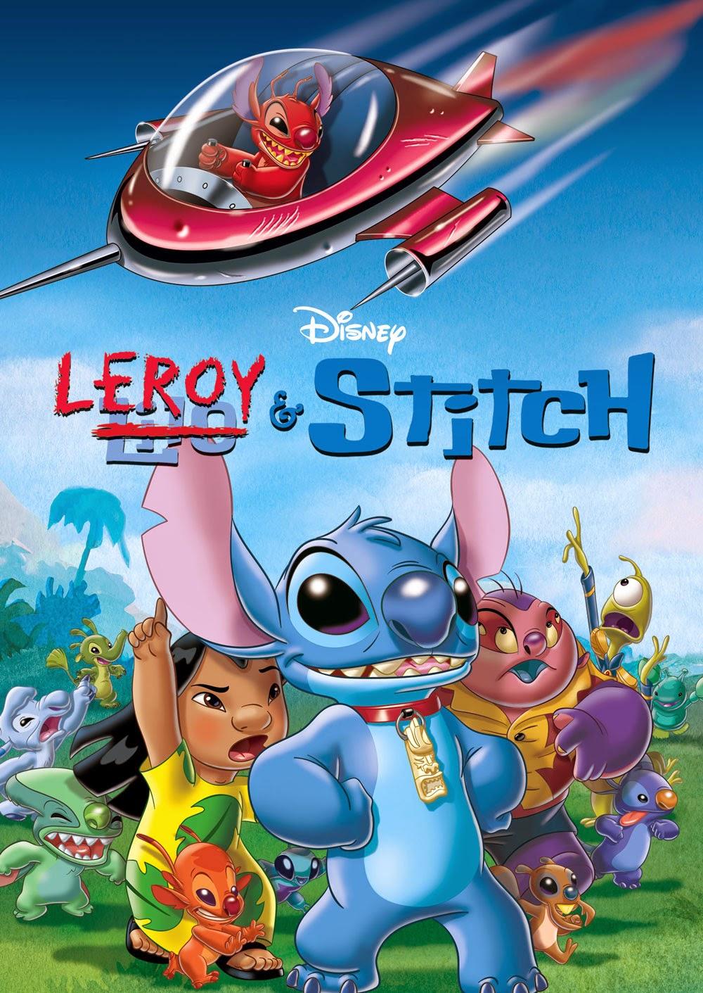 Leroy & Stitch Torrent Baixar