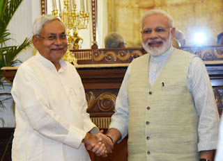 nitish-meets-modi-on-ganges-problem-delinks-his-meeting-with-pm-missing-sonia-s-lunch