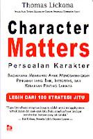 BUKU CHARACTER MATTERS PERSOALAN KARAKTER