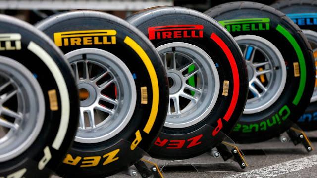 neumaticos pirelli formula 1 2018