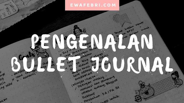 pengenalan bullet journal untuk pemula