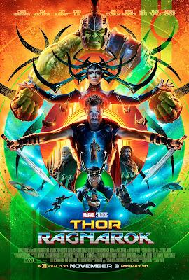 Thor Ragnarok Final Poster