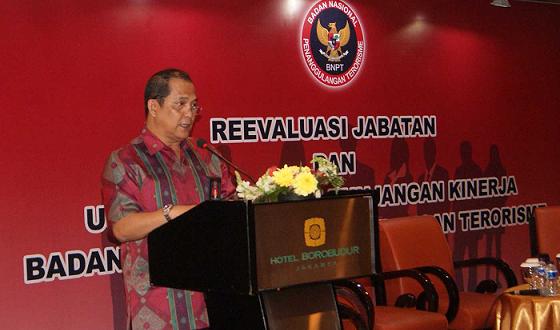 Asyiik.. Jadi Setingkat Menteri, Kepala BNPT Gelar Rapat Kenaikan Tunjangan