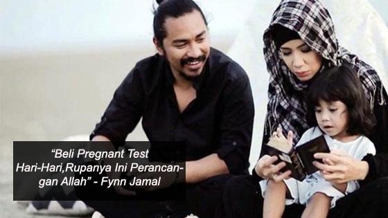 Pergi Pulau Redang Buat Pregnant Test Keluar Dua LIne Tapi Perancangan Allah Lebih Hebat - Fynn Jamal