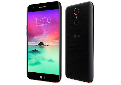 LG K10 New Official Smartphone