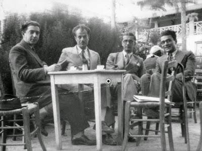Τραγική σύμπτωση... Σαν σήμερα 3 Αυγούστου, τρεις σπουδαίοι Έλληνες φεύγουν από την ζωή.