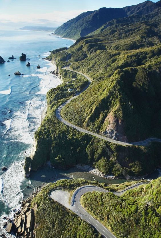 California's Pacific Coast Highway, California, USA