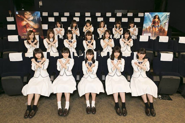 nigemizu road mirage nogizaka46 single
