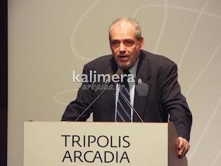 Ο Βουλευτής του Σύριζα στην Αρκαδία Γιώργος Παπαηλιού