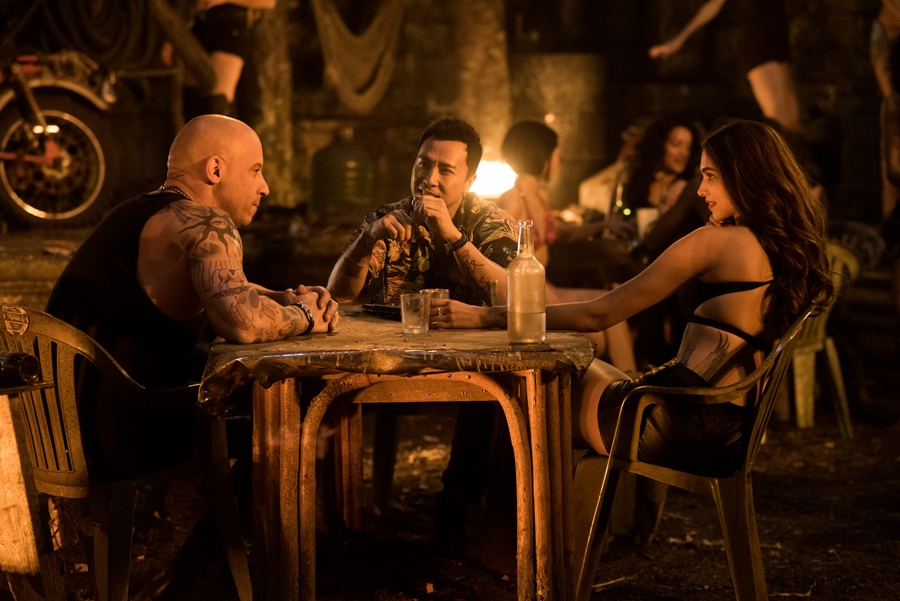 Screen Shot Film xXx: The Return of Xander Cage (2017)