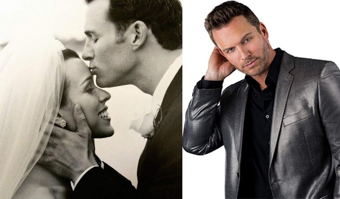 Days of Our Lives' Eric Martsolf Celebrates A Special Romantic Anniversary!